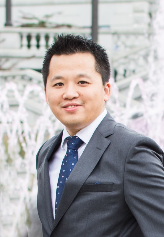 Hershey Real Estate Group Vice President Andy Jiang